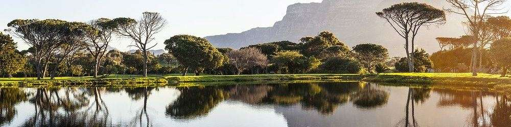 Cape Town Lake South Africa